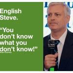İngilizce Tutor Steve